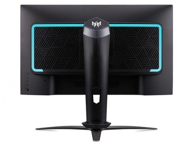 Acer, G-SYNC destekli 360 Hz oyuncu monitörünü duyurdu