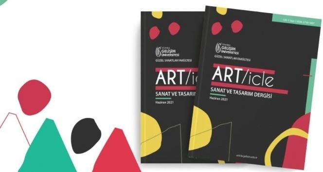 ART/icle: Sanat ve Tasarım Dergisi yayın hayatına başladı