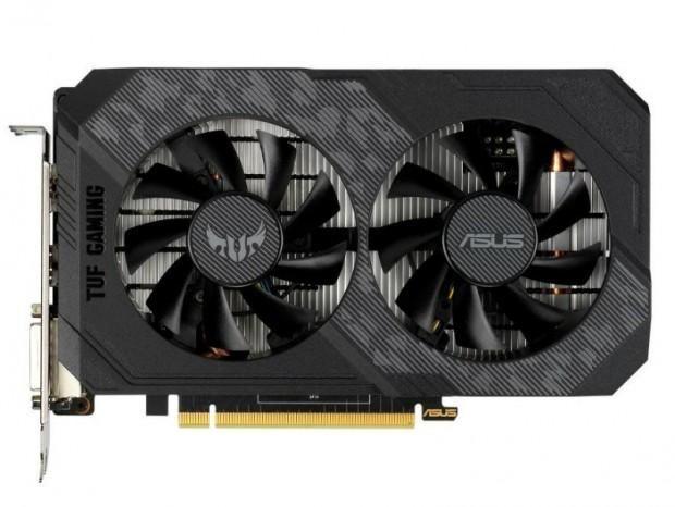 ASUS TUF Gaming GTX 1650 ekran kartı piyasaya çıktı