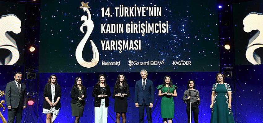 Fırsat eşitliği için farkındalık oluşturarak ilham veren Türkiye'nin Kadın Girişimcisi Yarışması'nın kazananları belli oldu.