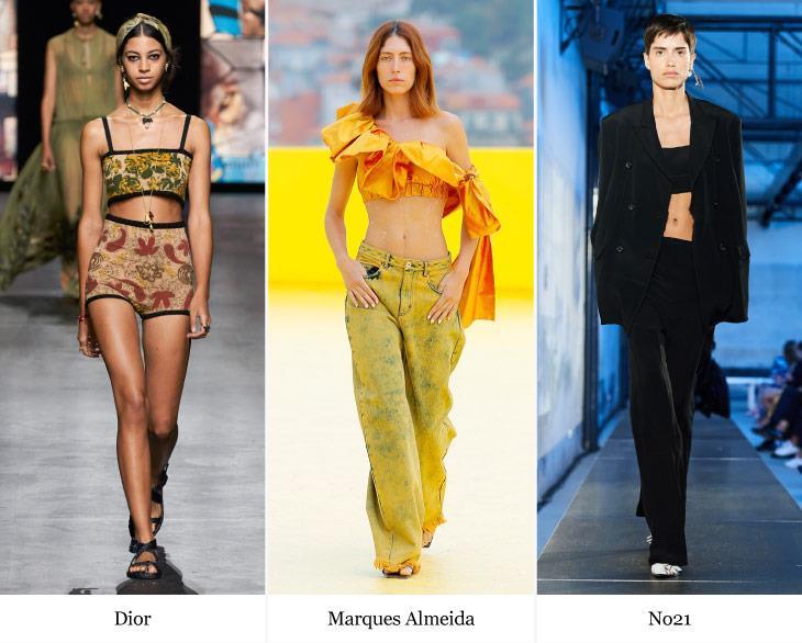 Yaz Sezonuna Yön Veren Kadın Giyim Modası